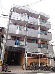 大阪府守口市平代町の賃貸マンションの外観