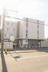 北海道札幌市東区北八条東17丁目の賃貸マンションの外観