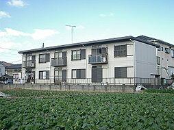 コーポ神谷[203号室]の外観