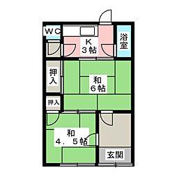 【敷金礼金0円!】村上借家