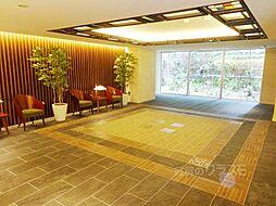 S-GLANZ大阪同心のマンションの玄関はこうでなくちゃ
