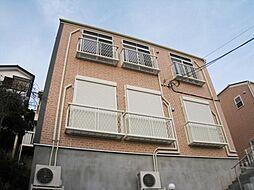ハーミットクラブハウス西谷A[2階]の外観