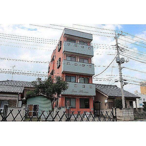 グリーンマンション 2階の賃貸【群馬県 / 伊勢崎市】