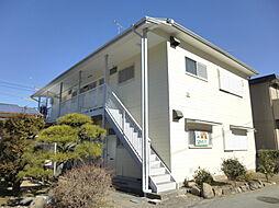 井上アパート[201号室]の外観