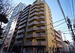 パレ・ドール新宿[8階]の外観