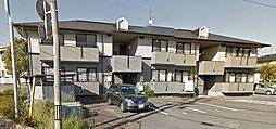 山口県宇部市野中5丁目の賃貸アパートの外観