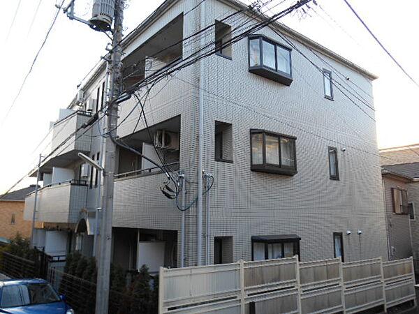 Mステージ横浜[102号室]の外観