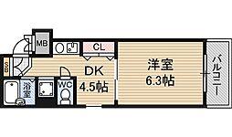 東淀川駅 5.4万円