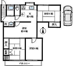 西荻窪駅 8.5万円