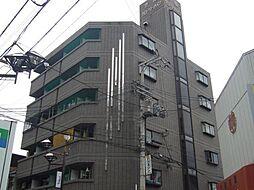 京阪グローリーハイツ[4階]の外観