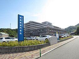 地方独立行政法人徳島県鳴門病院 1100m