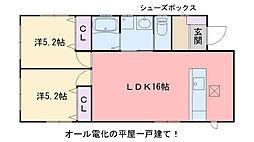 下山門駅 8.3万円