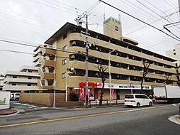 上新庄グランドハイツ[4階]の外観