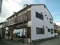 サンハイツ関根B[1階]の外観