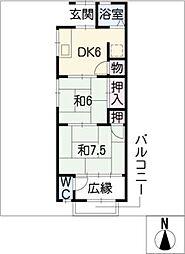 TH191[2階]の間取り