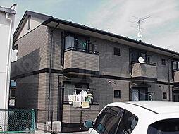 京都府京都市南区吉祥院西ノ庄渕ノ西町の賃貸アパートの外観