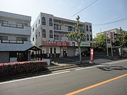パピヨンヨコイII[3階]の外観