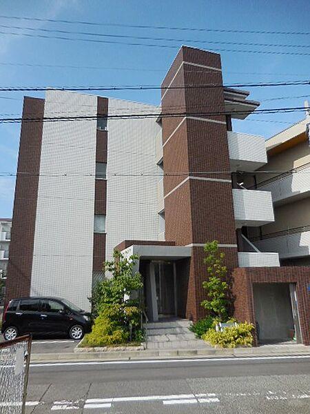 兵庫県尼崎市金楽寺町2丁目の賃貸マンション