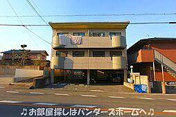 大阪府枚方市東香里元町の賃貸マンションの外観