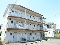 静岡県浜松市南区東町の賃貸マンションの外観
