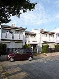コスモハイツ柳瀬[1階]の外観