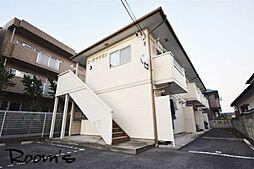 コーポヤマヨシ[102号室]の外観