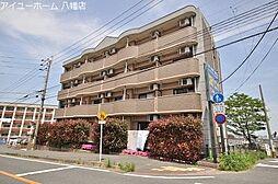 上野マンション[4階]の外観
