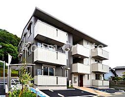徳島県徳島市南佐古七番町の賃貸アパートの外観