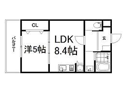 京阪本線 龍谷大前深草駅 徒歩7分の賃貸マンション