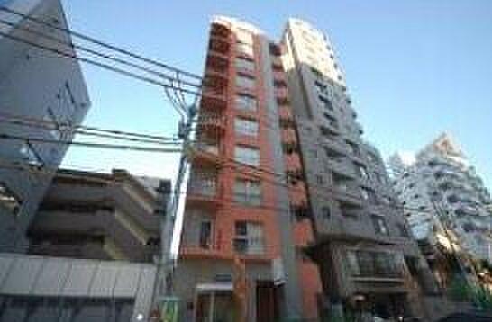 東京都渋谷区本町3丁目の賃貸マンション