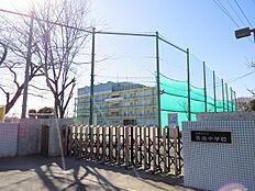 西東京市立青嵐中学校まで1502m