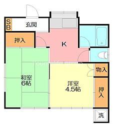 湘南台駅 6.0万円