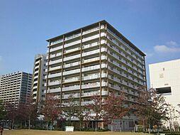 埼玉県川口市並木元町の賃貸マンションの外観