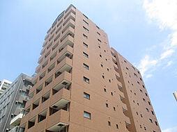 プレサンス新神戸[406号室]の外観
