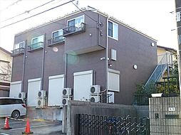 神奈川県横浜市港南区上永谷4丁目の賃貸アパートの外観