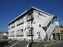 赤田ハイツ[1階]の外観