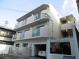 大阪府東大阪市中小阪5丁目の賃貸マンションの外観
