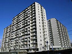 滋賀県守山市浮気町の賃貸マンションの外観