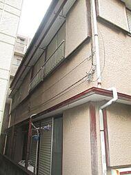 神奈川県川崎市中原区木月大町の賃貸アパートの外観