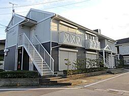 「リバーサイドたなべ弐番館」〜8号線沿いで好立地〜[102号室]の外観