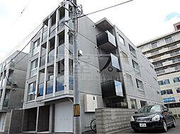 北海道札幌市中央区北一条東9丁目の賃貸マンションの外観