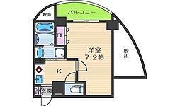 サンライト吉野[7階]の間取り