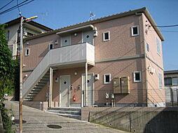 シャテロ日吉[1階]の外観
