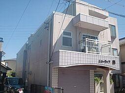 愛知県清須市新清洲3丁目の賃貸マンションの外観