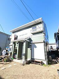 [テラスハウス] 神奈川県横須賀市深田台 の賃貸【/】の外観