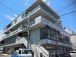 兵庫県神戸市須磨区稲葉町2丁目の賃貸マンションの外観