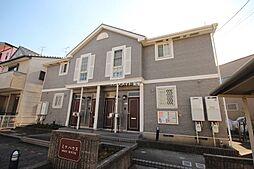 愛知県名古屋市中川区押元町2丁目の賃貸アパートの外観