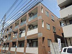 福岡県福岡市博多区吉塚4丁目の賃貸アパートの外観