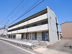 奈良県大和郡山市小泉町東2の賃貸マンションの外観