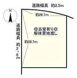 北陸本線 長浜駅 バス25分 三菱ケミカル浅井事業所前下車 徒歩6分
